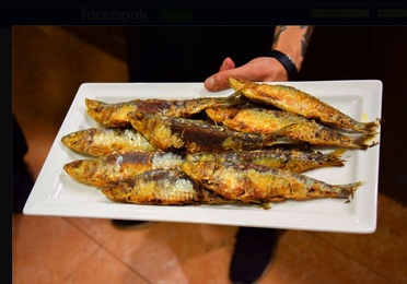 Especialidades de pescado