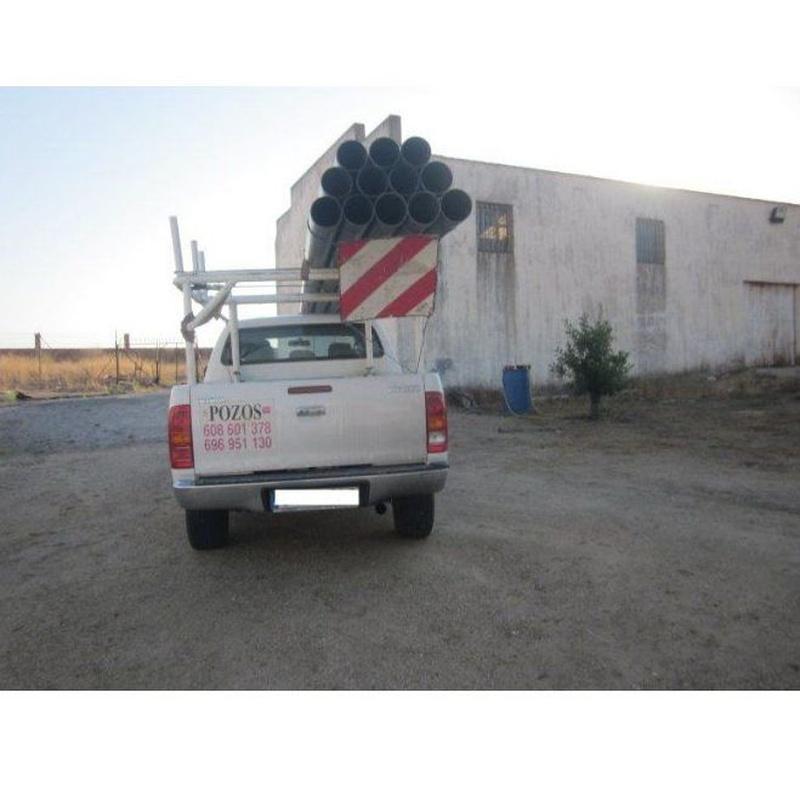Tomas de tierra: Servicios de perforación de Sondeos Seymar
