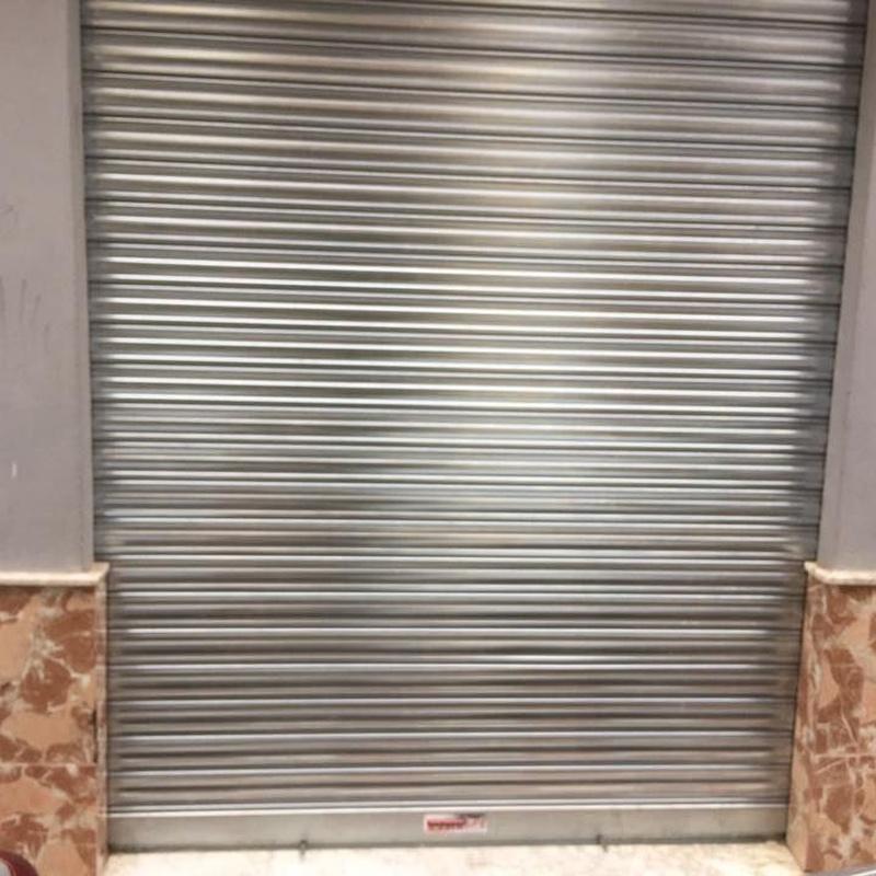 Cierres enrollables: Servicios of Automatismos Montidoor