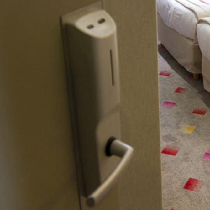 La seguridad de las cerraduras biométricas