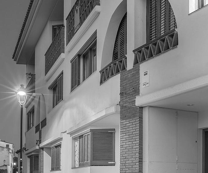 Viviendas Can Cuadras  Sant Pere de  Ribes. Barcelona  .architectsitges.com: Proyectos  architectsitges.com de FPM Arquitectura
