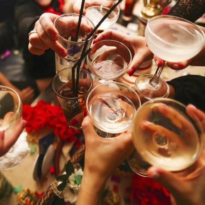 Una barra libre para una fiesta perfecta