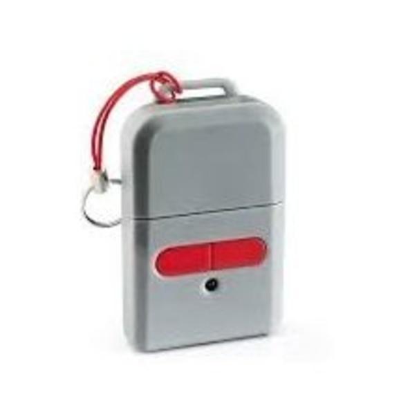 Mando Erreka Luna, 2 pulsadores, frecuencia 433Mhz: Productos de Zapatería Ideal