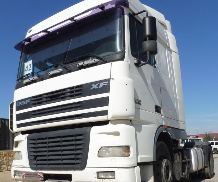 DAF XF95 480: Vehículos industriales de Emirtrucks Trading