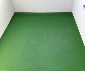 impermeabilizacion con pintura poliuretano