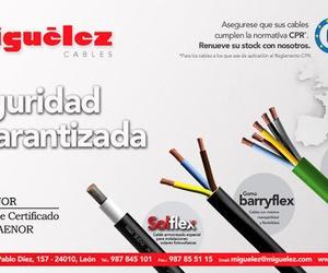 Clasificación de Cables Miguelez según el reglamento de la CPr