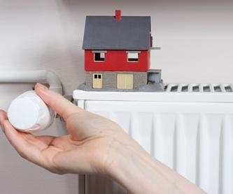 Agua caliente sanitaria: Servicios de ACC Climatización, S.L. - Centro Colaborador de NATURGY