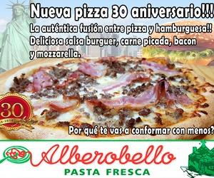 Nueva pizza 30 aniversario