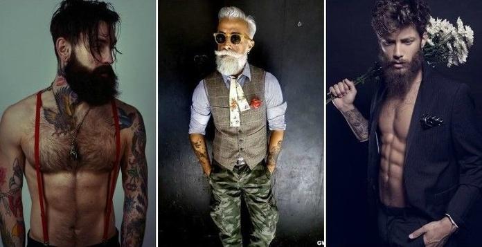 Tendencias. 3.3 millones de hombres se han dejado de afeitar en España.