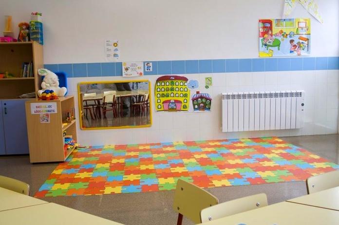Las Rutinas: Actividades y Servicios de Escola Infantil Municipal Cangurs