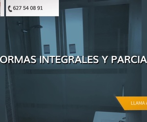 Reformas de baños en Burgos | MMH Reformas y Mantenimiento
