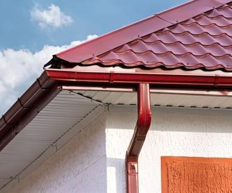 Rehabilitación de edificios: Servicios de Luma Canalón