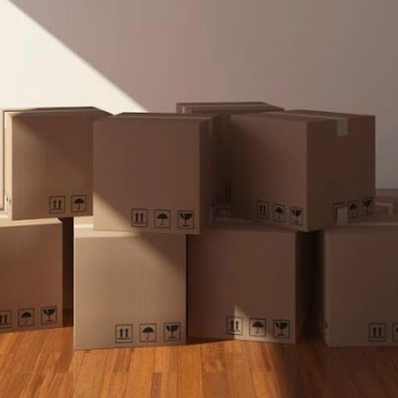 Fabricación de cajas de cartón: Servicios de Cajas Cartón Gipuzkoa - Cartoria
