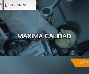 Taller de coches en Socuellamos - Taller Mecánico Guijarro