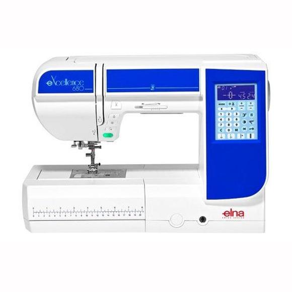 M Elna 680EX: Productos de J. Pujol