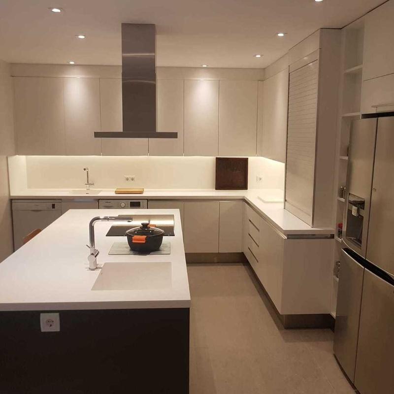 Cocinas de diseño : Servicios   de Cocinas Callejo Tenllado