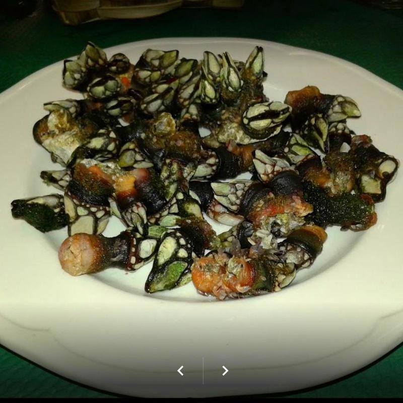 restaurantes mariscos Gijon