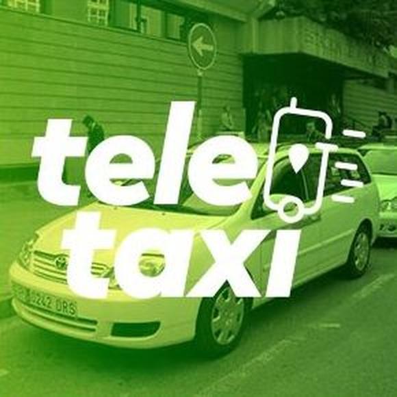 Vehículo adaptado: Servicios de Tele Taxi Santander