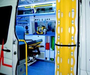 Ambulancias para eventos deportivos en Huelva