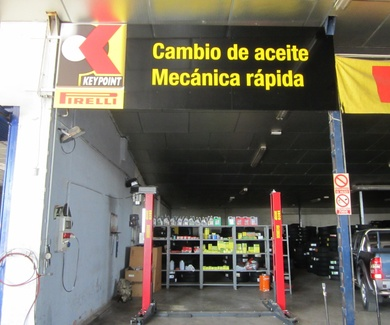 Servicio Taller Mecánica Rápida by Big Sur Neumáticos en Murcia
