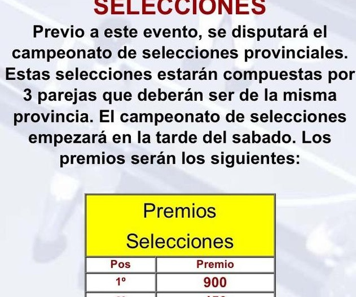 Campeonato de selecciones de futbolín