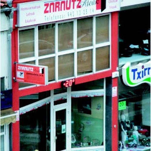 Puertas Zarautz