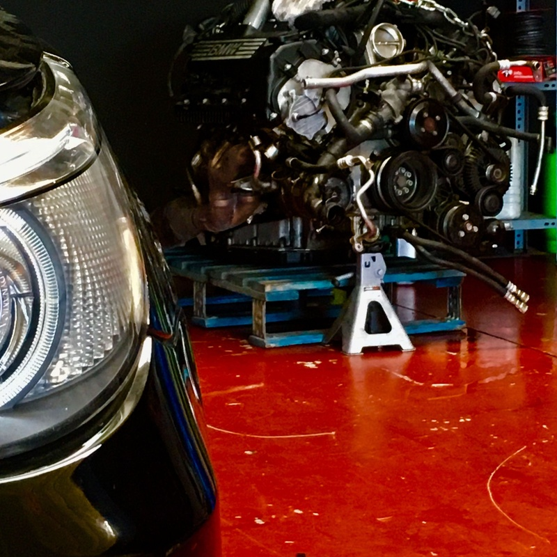 Motores Reconstruidos: Servicios  de Coronado Motor