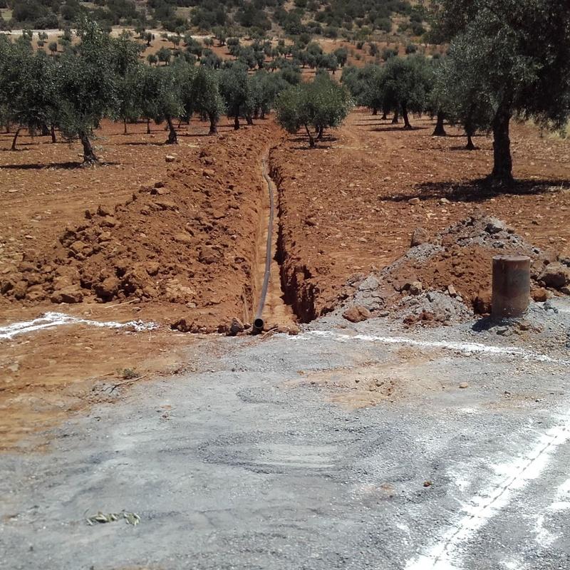 Zanjeos: Servicios de Excavaciones López