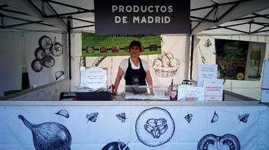 Les Patisseries de Sandrine en La Despensa de Madrid.