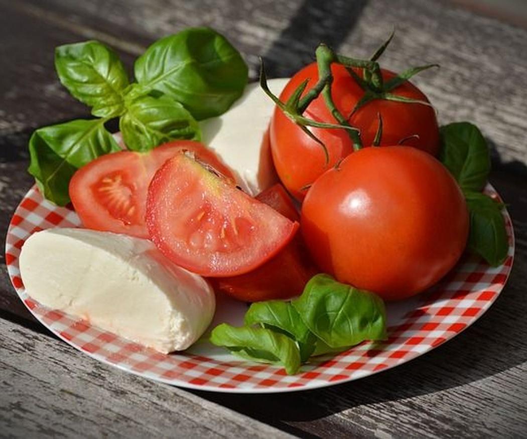 Los ingredientes de la cocina mediterránea
