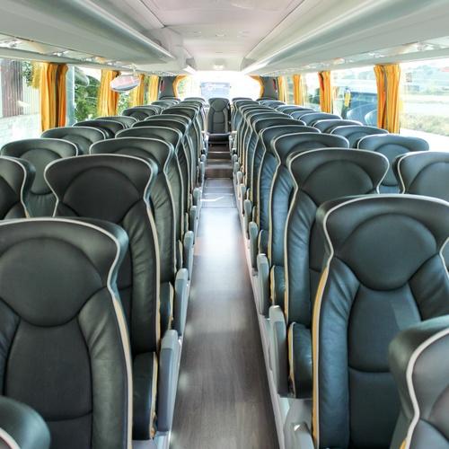 Alquiler de autobuses en Leganés | Autocares Redruejo