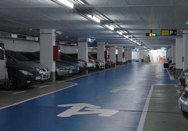 Pintura de parkings