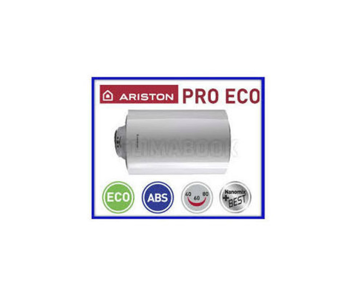 Termo Ariston PRO ECO 100 V y H