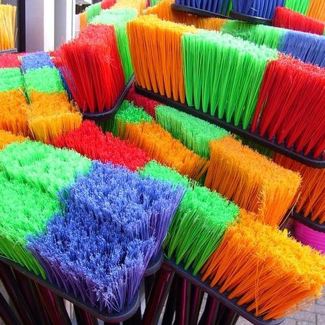 Hazte con todo lo necesario para la limpieza de tu comunidad de vecinos