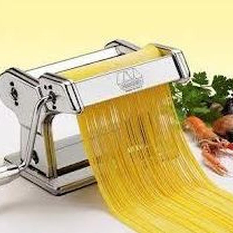 Spaghetti fresco