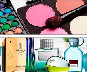 Perfumería y cosmética