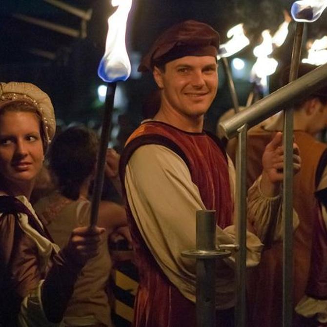 Los disfraces medievales