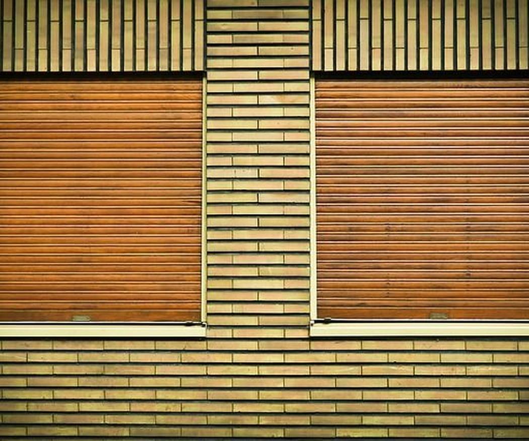 Mantenimiento de las persianas de madera