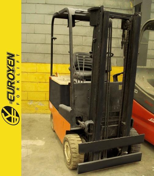 Carretilla eléctrica YALE Nº 5187: Productos y servicios de Comercial Euroyen, S. L.