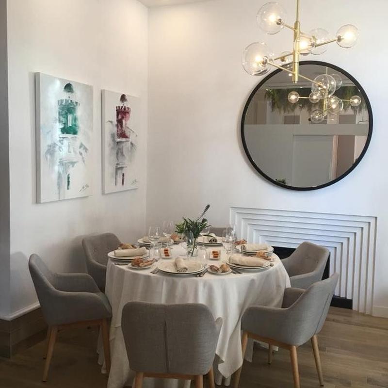 Menú Albahaca: Carta de Restaurante La Marquesita