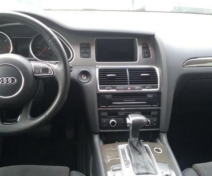 AUDI Q7 3.0 TDI 245cv quattro tiptronic  S-Line: Compra venta de coches de CODIGOCAR