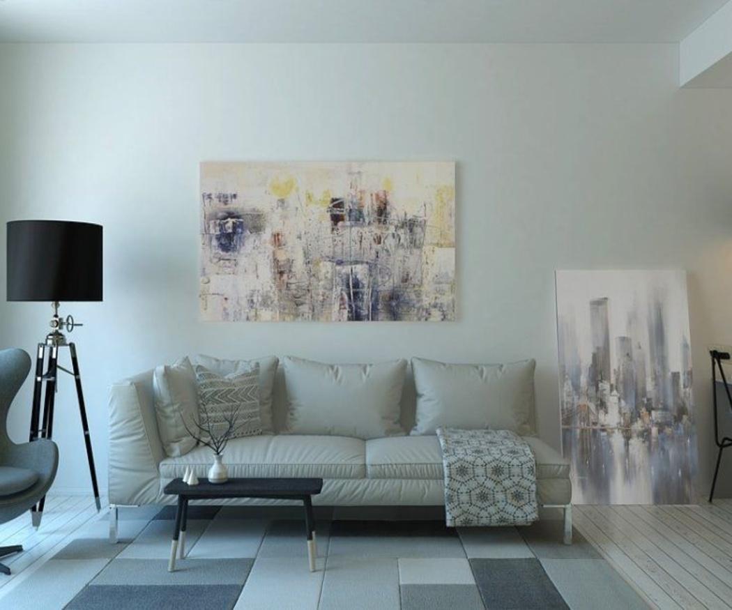 ¿Cuál es el número de cuadros recomendable para colocar en una casa?
