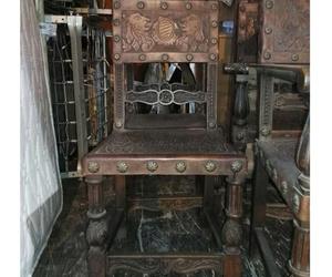 Venta de sillón antiguo en Bilbao