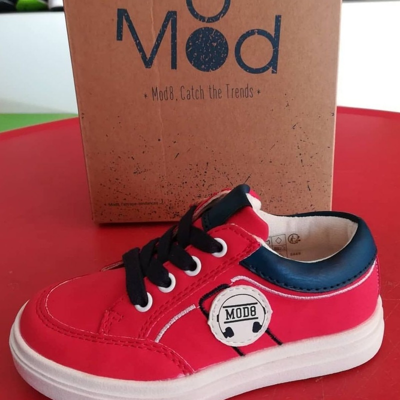 Zapatillas infantiles Mod8: Productos de Nou Pass