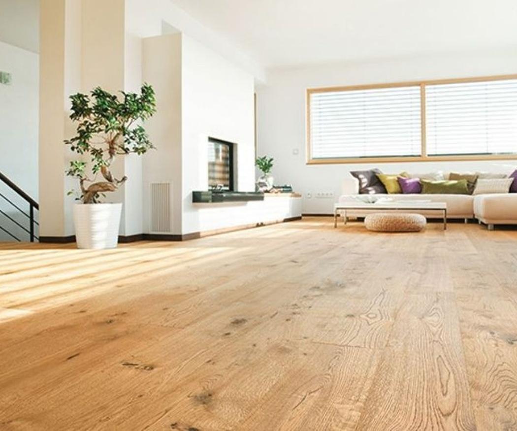 Los cuidados de los suelos de madera