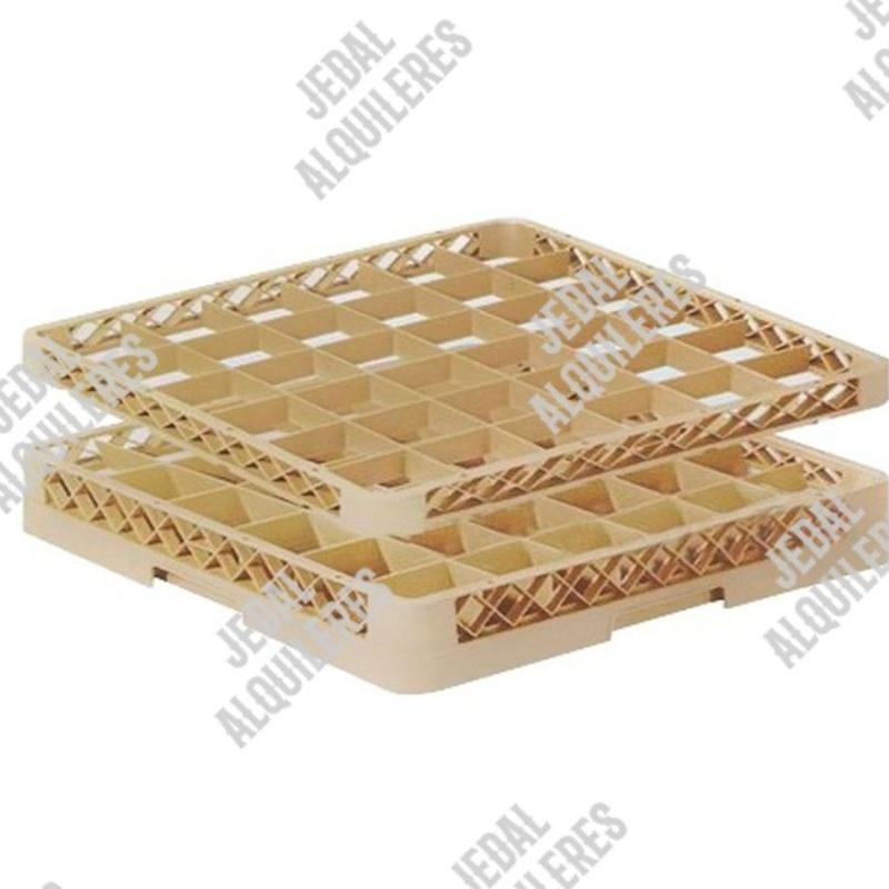 Extensor para cesta 36 compartimentos: Catálogo de Jedal Alquileres