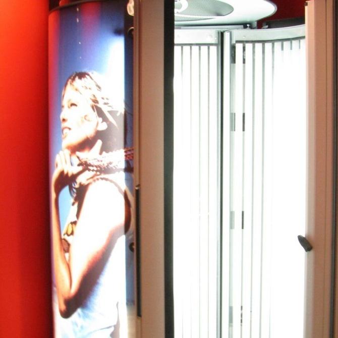 Las ventajas del solárium vertical