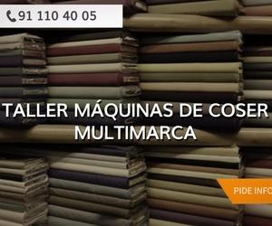 Reparación máquinas de coser en Villa de Vallecas Madrid