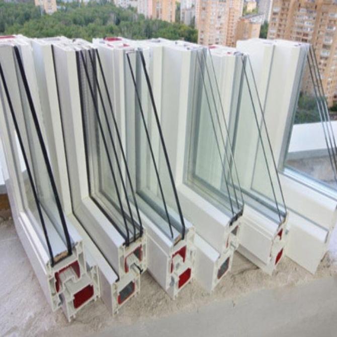 Las ventanas de doble acristalamiento