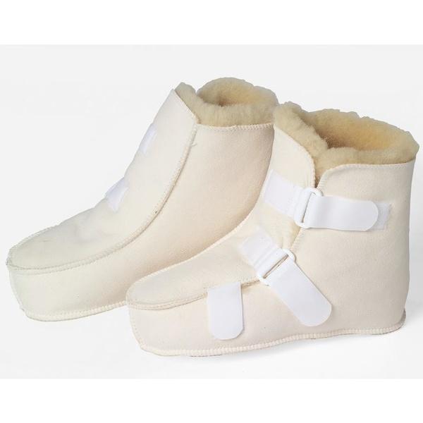 Botas suaves de borreguito